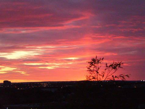 Stunning sunsets for those romantic evenings with your loved one