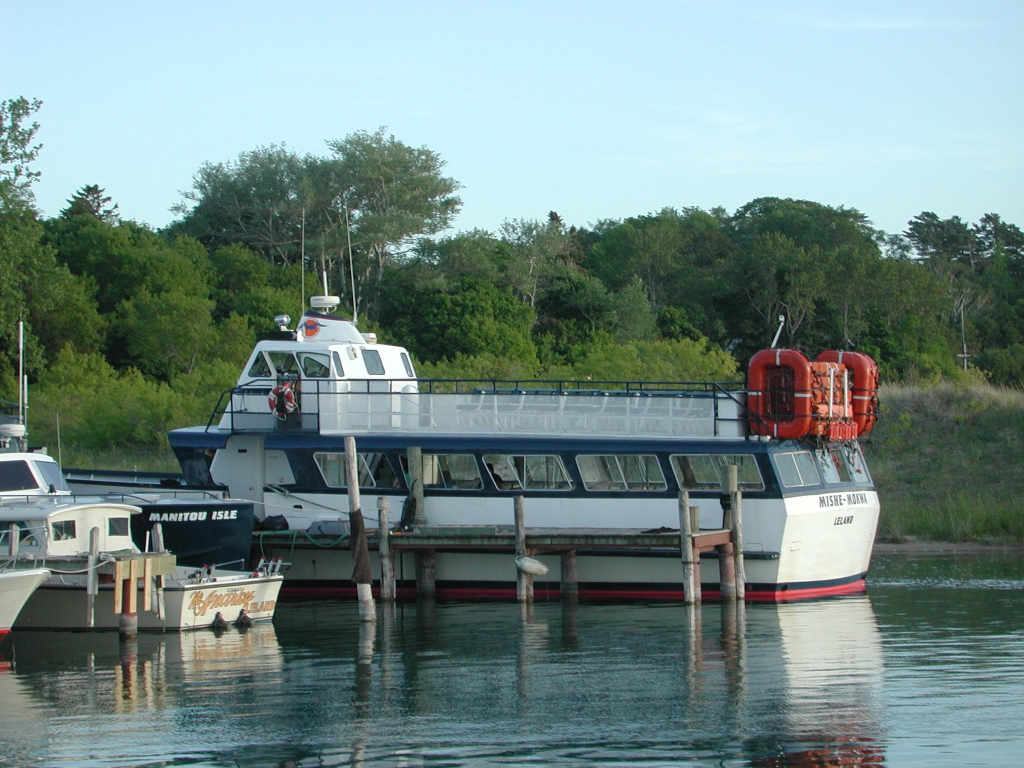 Leland - Sleeping Bear Island Transit