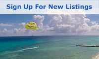 Get notified of New Listings
