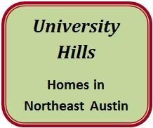 University Hills homes