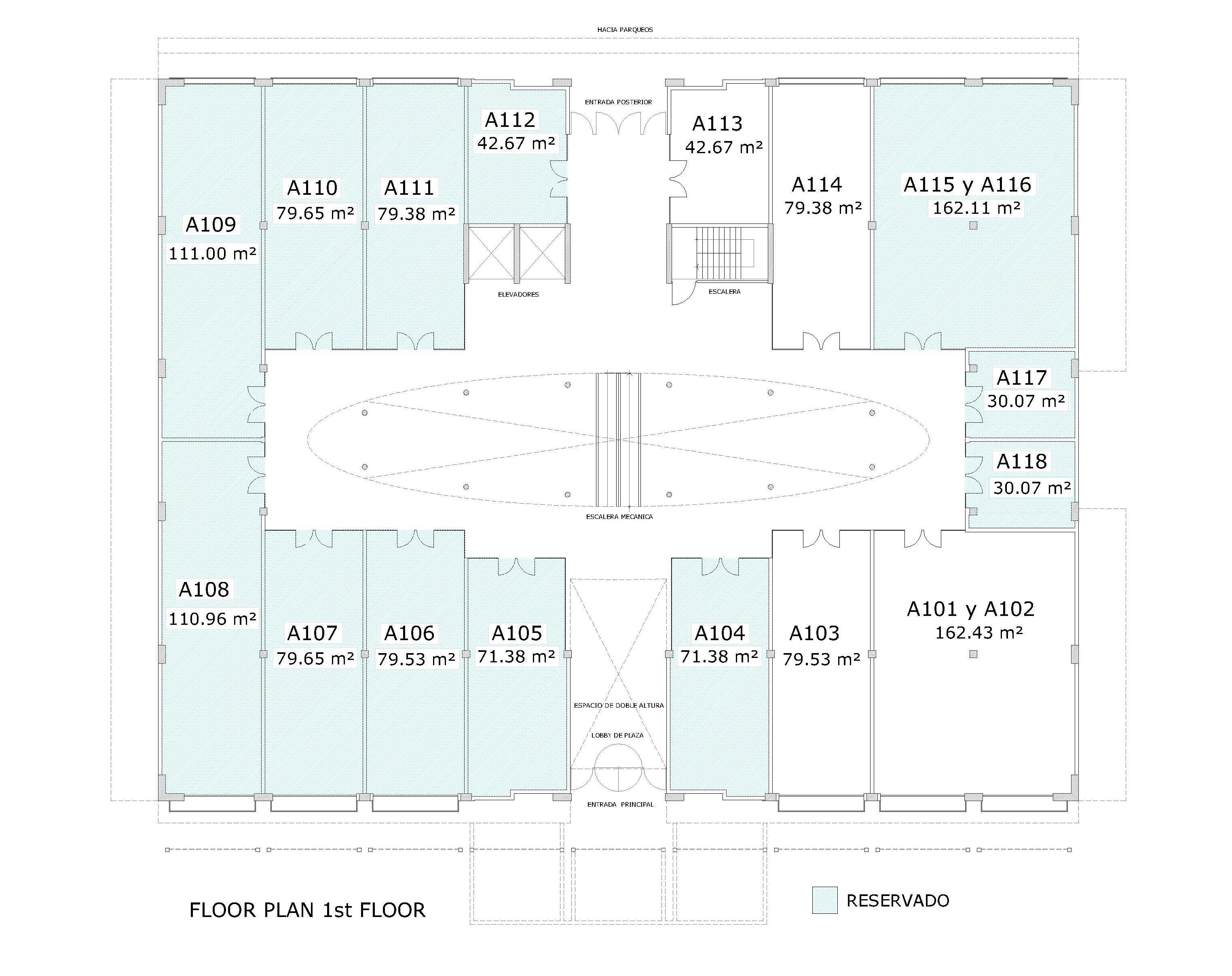 BTM Floor Plan 1st Floor