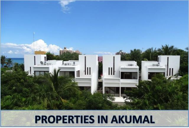 Riviera Maya real estate Akumal properties