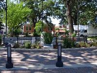 Downtown Paso Park / Town Center