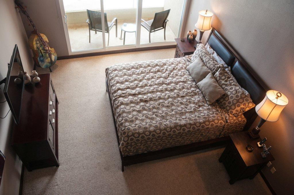 La Jolla Excellence interior finishes - Bedroom