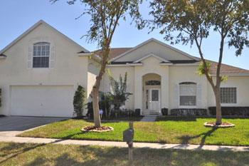 Rental Home Hampton Lakes 6 Bedroom near Disney World