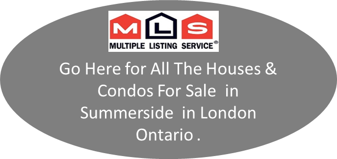 Here are all the houses & condos for sale on MLS in Summerside London Ontario