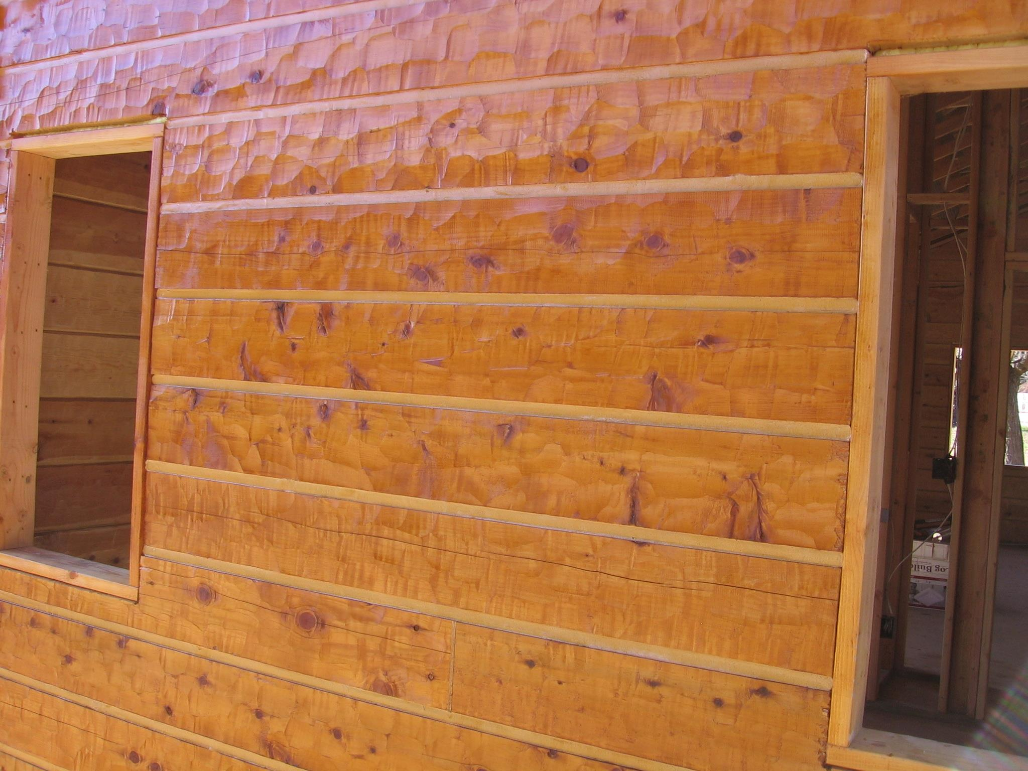 We Sale Log And Timber Products Half Log Siding Timber