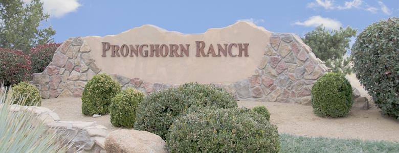 Pronghorn Ranch Homes for Sale