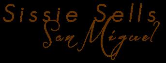 Sissie Sells San Miguel