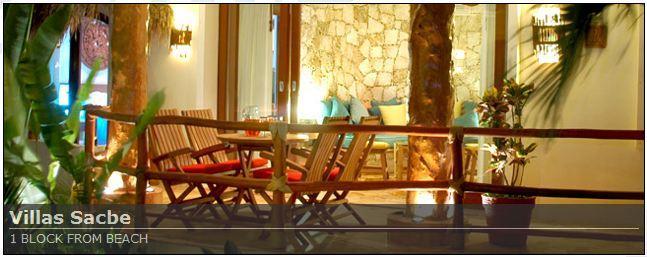 Villas Sacbe Playa del Carmen