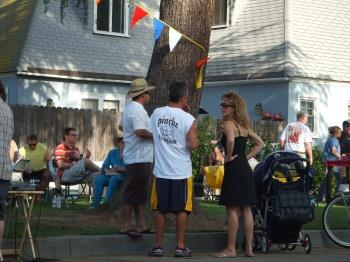 West Toluca Lake Block Party