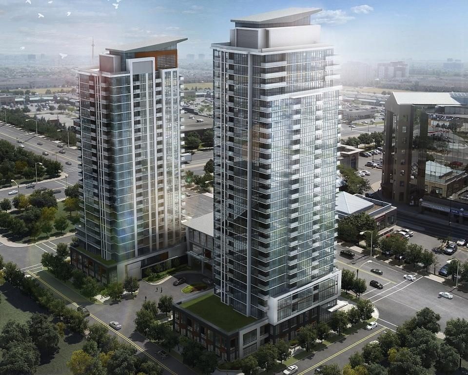 Pinnacle Uptown condominium Mississauga
