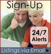 New MLS Listings via Email Matching Your Wish List!
