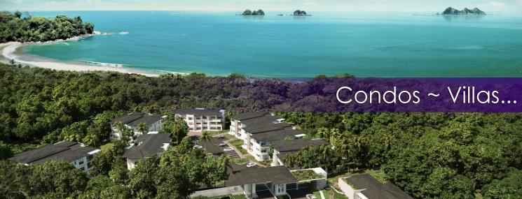 Costa Ballena Condos / Villas for Sale