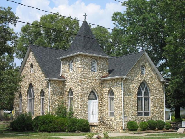 Indian Trail Rock Church