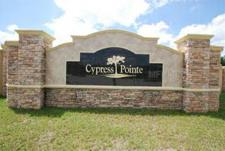 Cypress Pointe Forest Davenport Homes  for Sale
