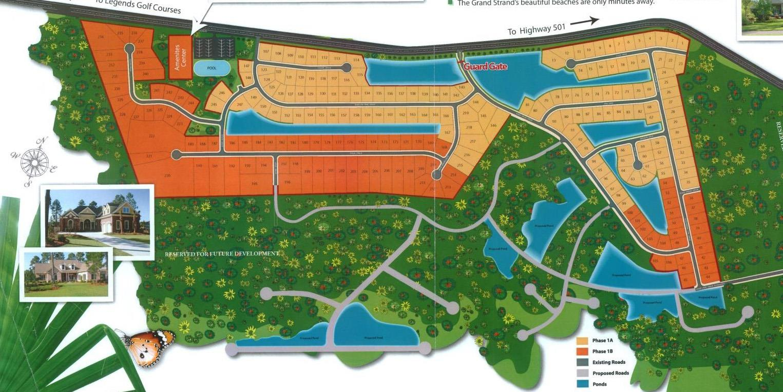 sago plantation site map