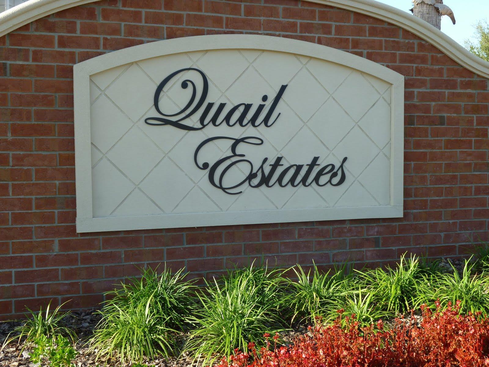 Quail Estates Apopka FL