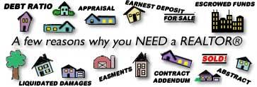 Reasons for using a Realtor