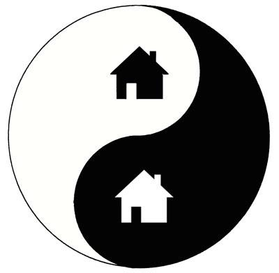The Ying and Yang of Home Buying