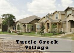 A view of the Turtle Creek neighborhood in Round Rock 78664!