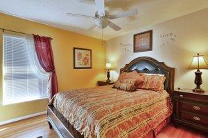 Rental Home Windsor Palms 6 Bedroom near Disney World