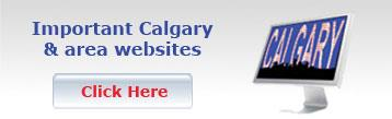 Important Calgary & Area Websites