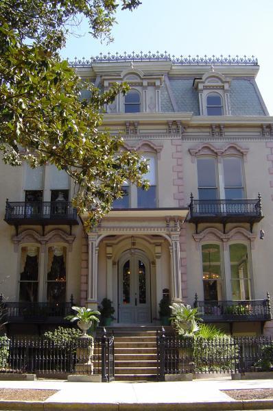 Family Restaurants In Downtown Savannah Ga