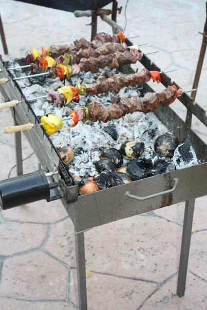 Traditional Cypriot BBQ