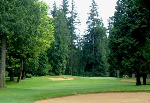 Sahalee Golf Club in Sammamish