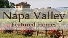 Napa Valley Featured Homes
