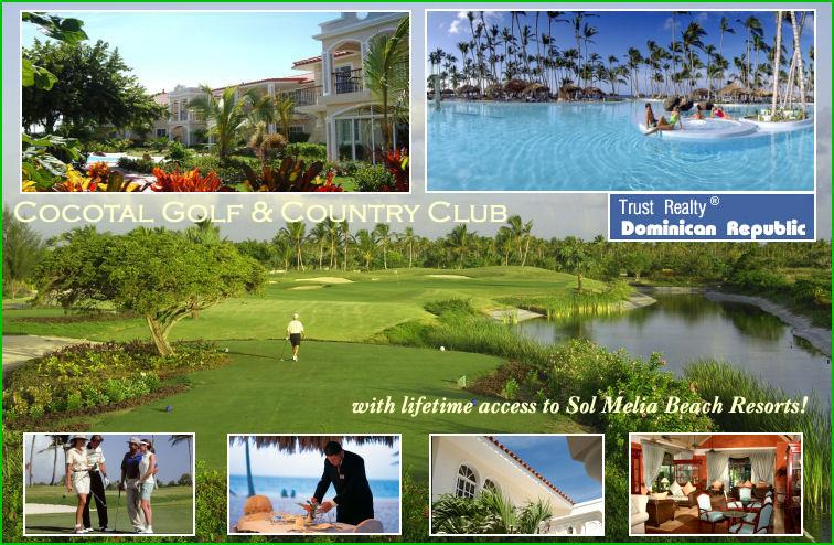 Cocotal Golf & Country Club, Bavaro-Punta Cana, Villas, Apartments, Condos, Properties for sale