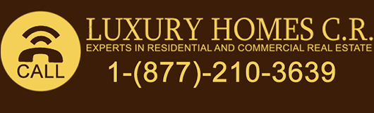 call luxury homes c r