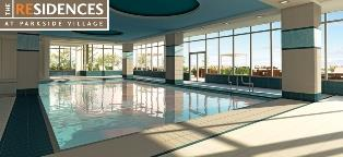 The Park Residences condominium amenities in Mississauga