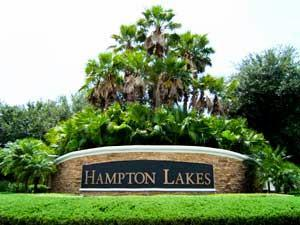 Hampton Lakes Davenport Homes for Sale