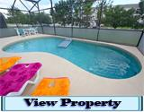 Rental Home Windsor Palms 4 Bedroom with South Facing Pool