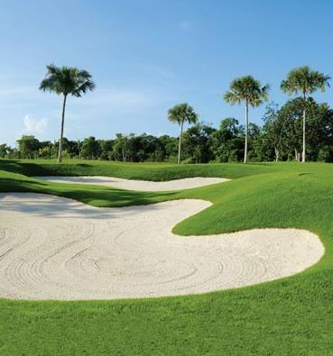 Playa del Carmen Golf Course Living