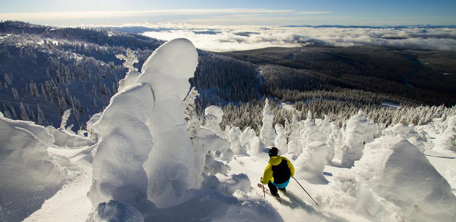 District of Lake Country - Skiing the Okanagan - Big White