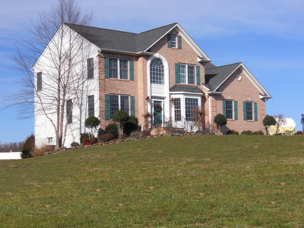 Beautiful Custom Built Homes in Charles County Maryland off of Gallant Green Near Waldorf and Hughesville Maryland Ready for Occupancy - Gorgeous Residential Home with Upgrades and Acreage and large lot for Sale in Southern Maryland by O'Brien Realty and Marie Lally, Your Realtor