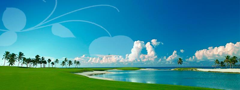 Rio Bonito Punta Cana Real Estate Gold Courses Beach Relaxing