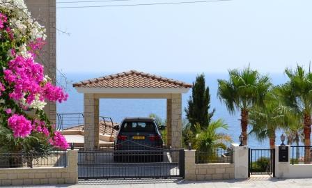 Sea Caves Paphos Cyprus Villa