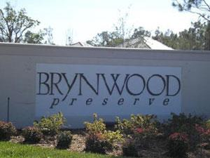 Brynwood Preserve Naples Fl community entrance