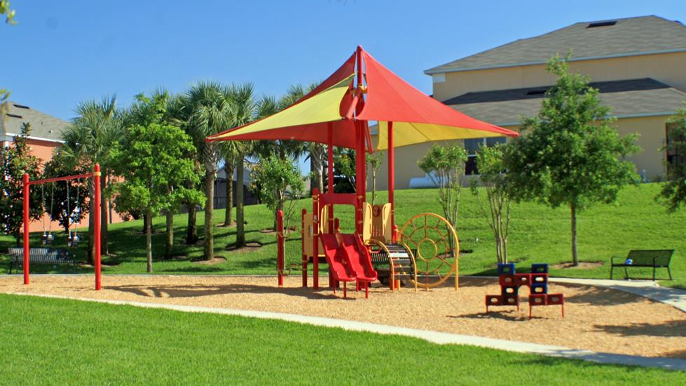 Emerald Island Playgrounds