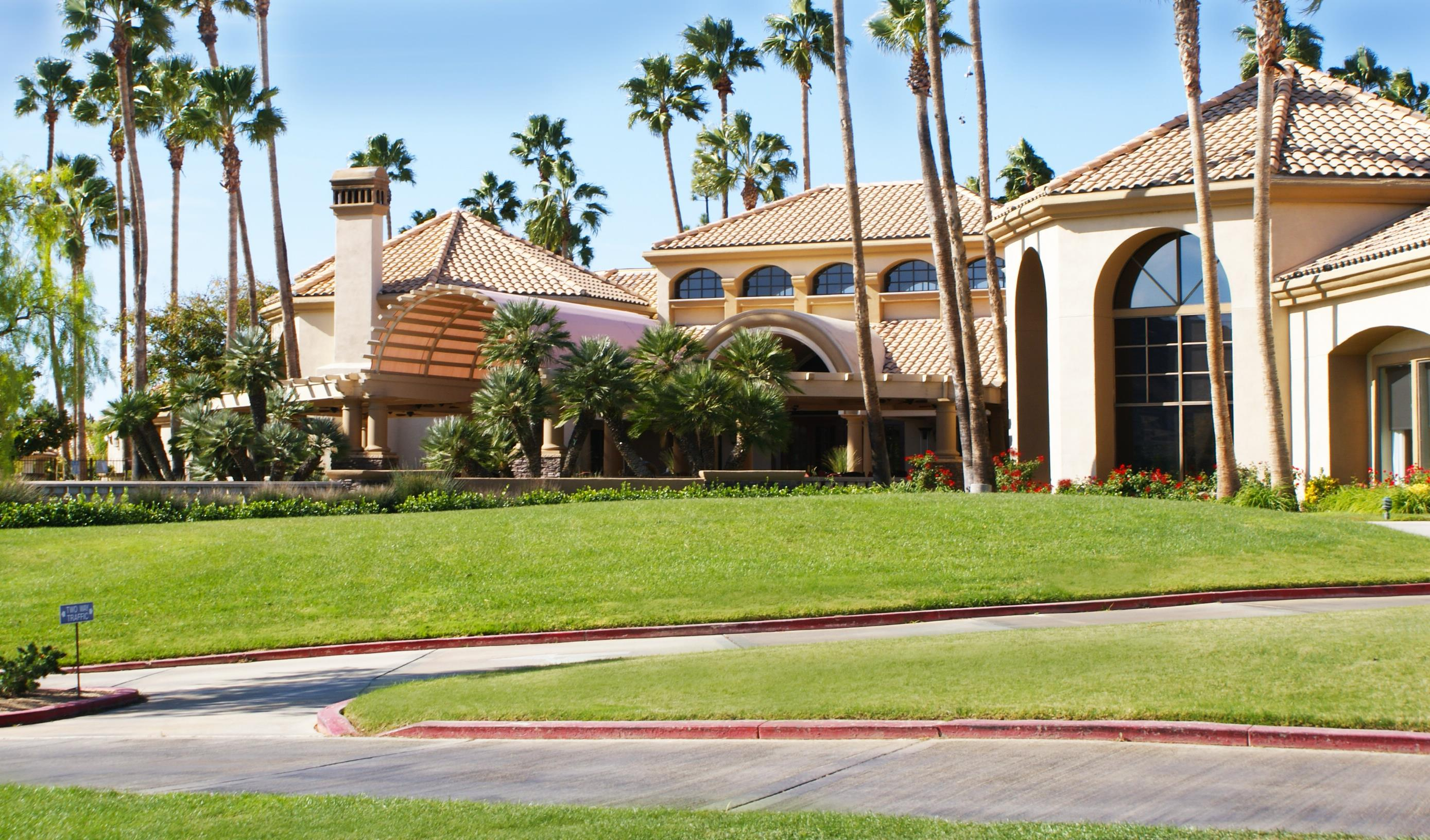 Sun Lakes Clubhouse
