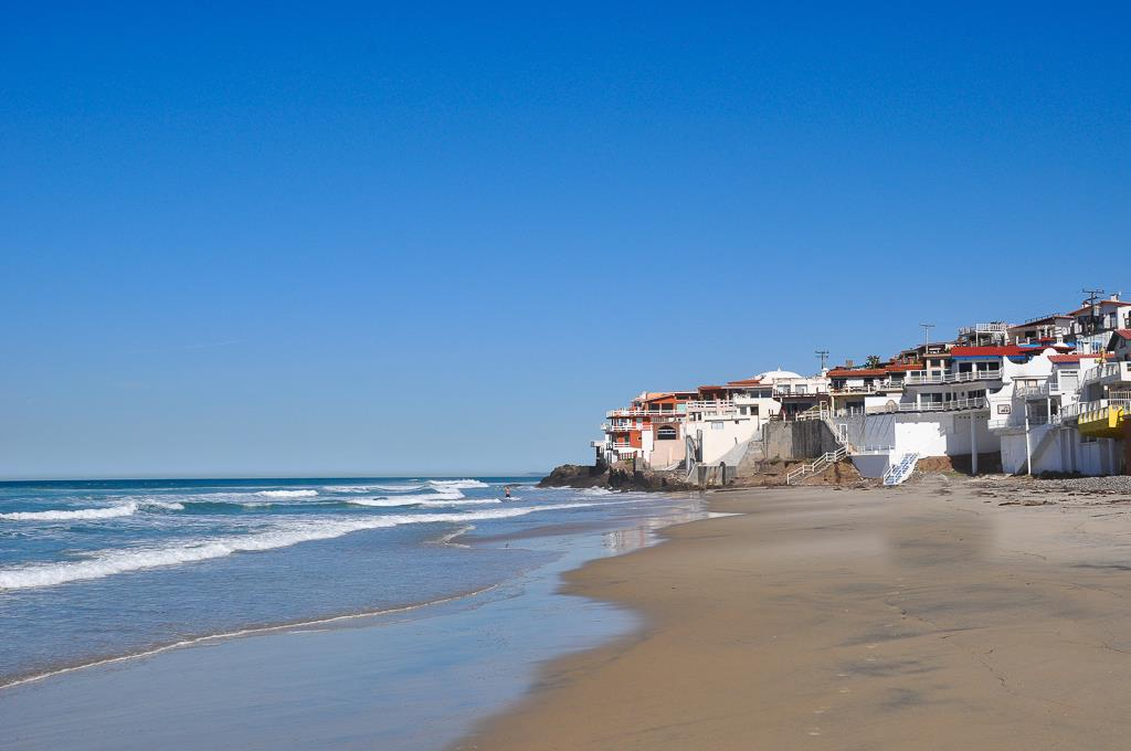 SAN ANTONIO DEL MAR BEACH ACCESS  ROSARITO BEACH