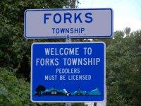 Forks Township in Lehigh Valley, PA