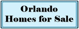 Orlando Homes For Sale near Disney World