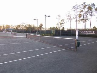 Vanderbilt Country Club Naples Fl golf course and tennis courts