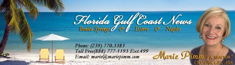 Florida Gulf Coast News with Marie Pimm, P.A. ealtor