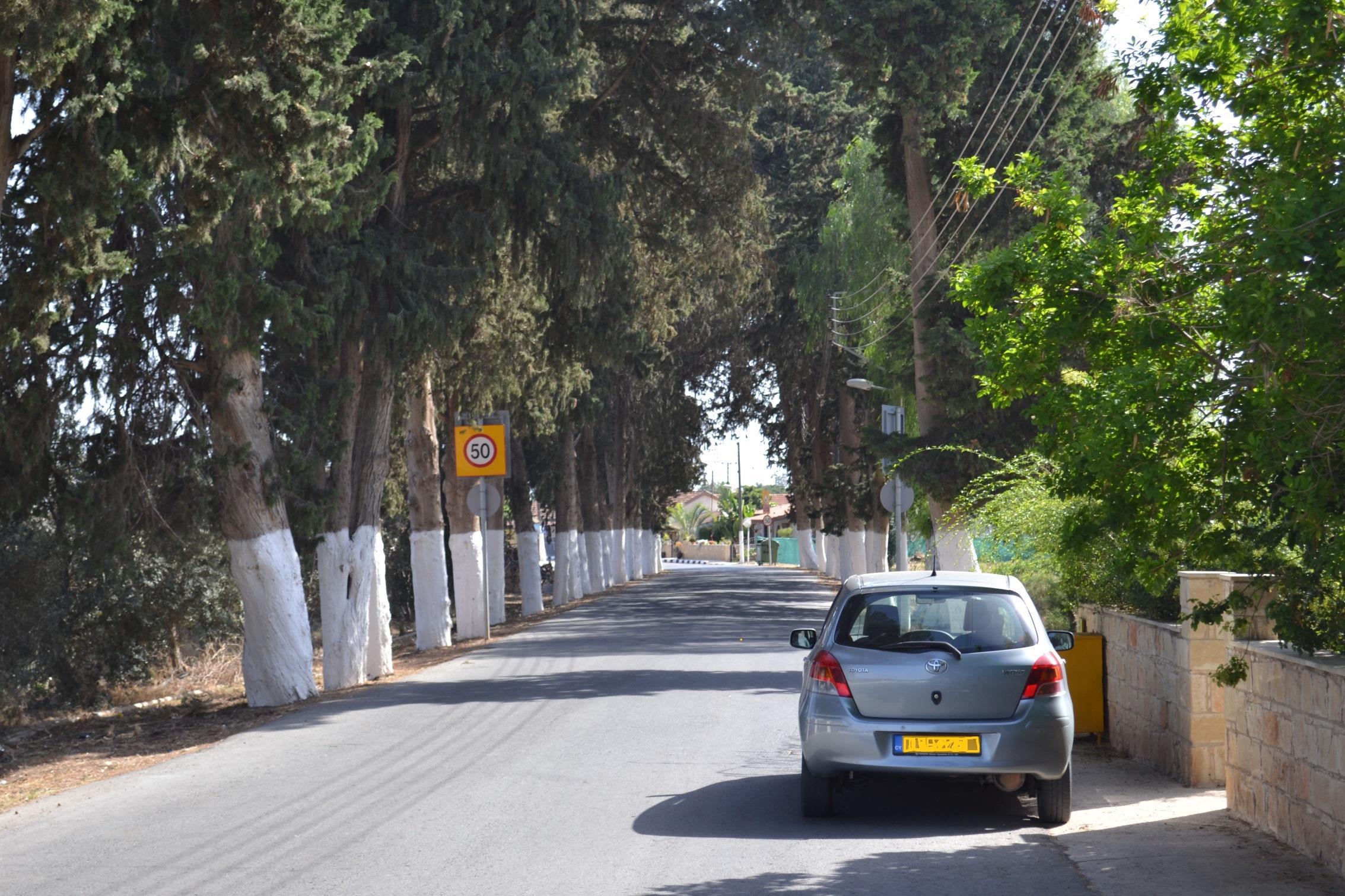 Mandria Vilage in Paphos, Cyprus
